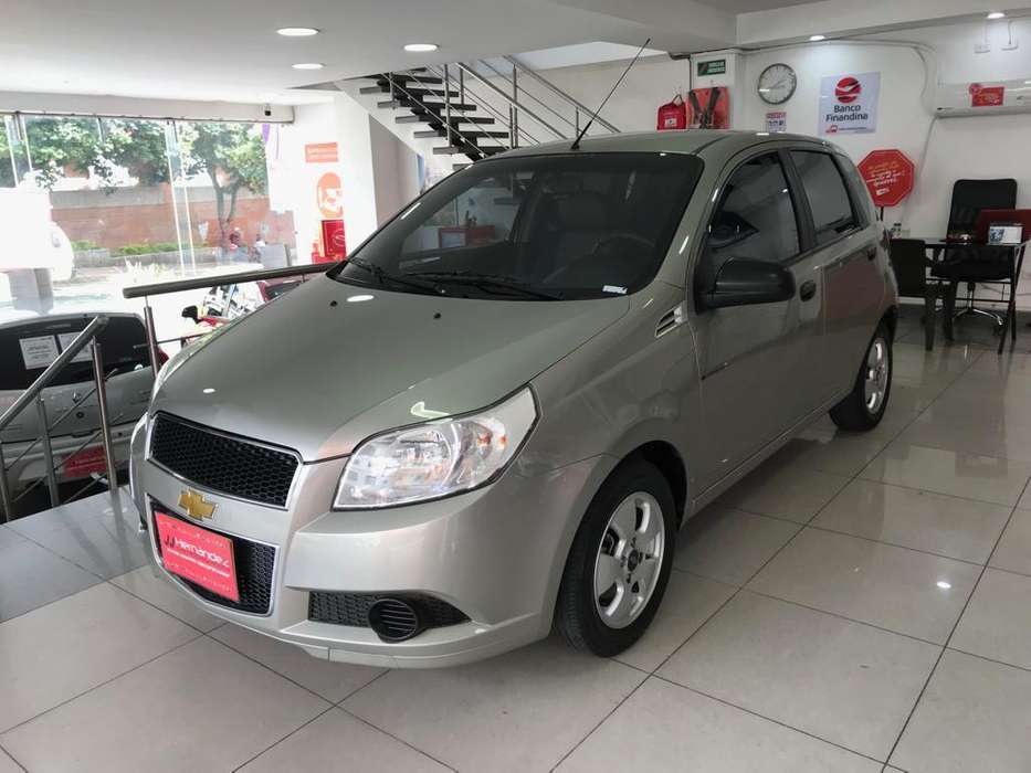 Chevrolet Aveo Emotion 2012 - 103800 km
