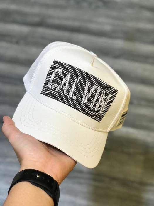 Calvin Klein Blanca Nuevo Modelo de Gorr