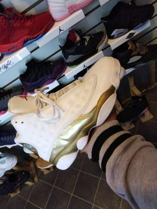 Zapatillas Jordan Reto 13
