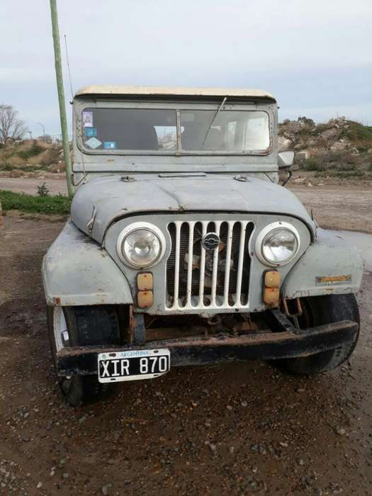JEEP Otro 1968 - 1000 km
