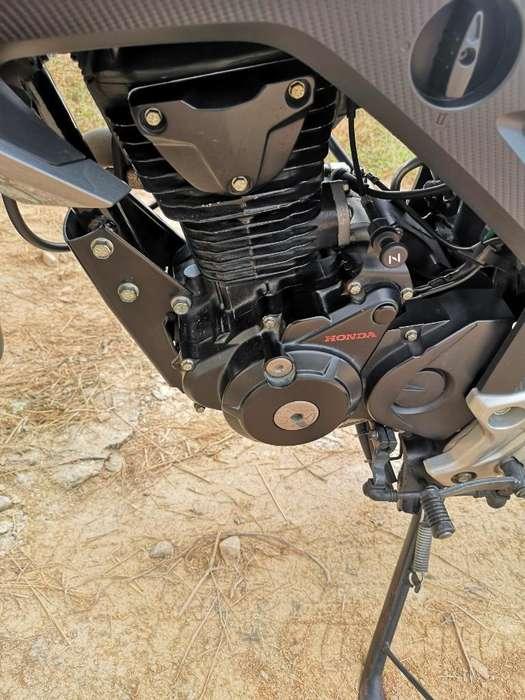 Moto <strong>honda</strong> Cb160f