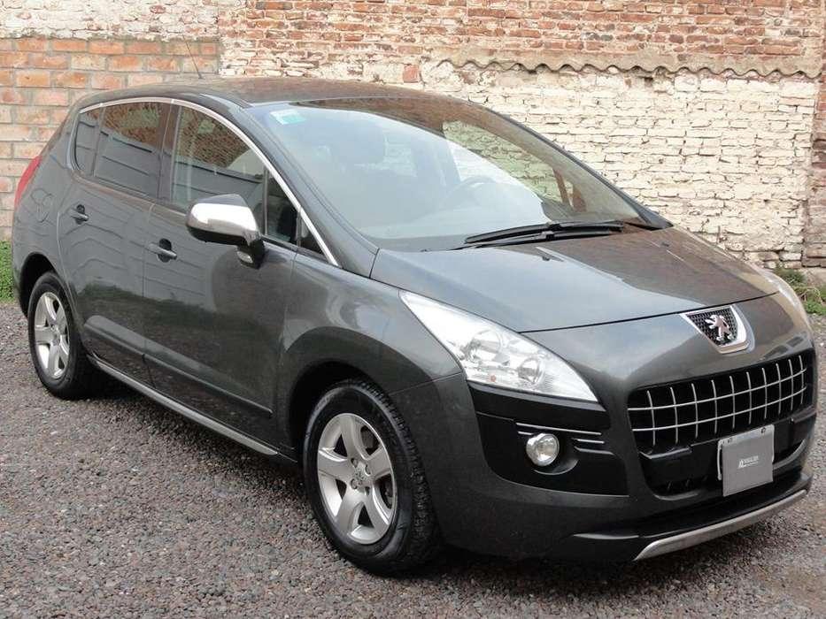 Peugeot 3008 2011 - 108000 km