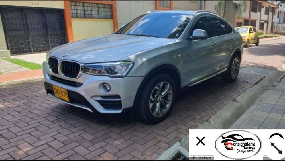 <strong>bmw</strong> X4 2016 - 44000 km