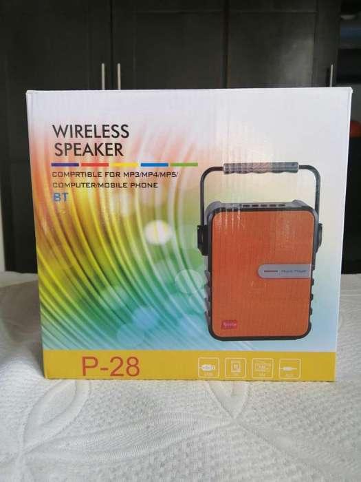 wireless parlante