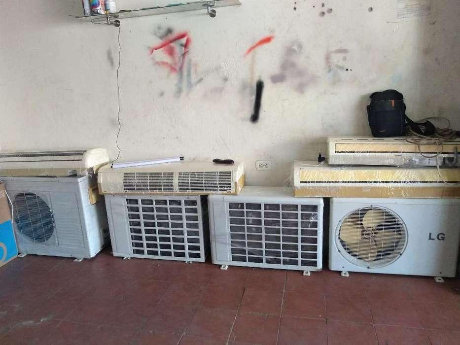 Aires a 220 Instalado