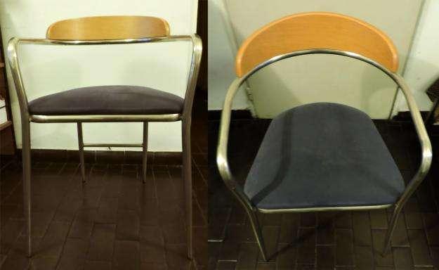 4 <strong>silla</strong>s de alumino 2500 todas