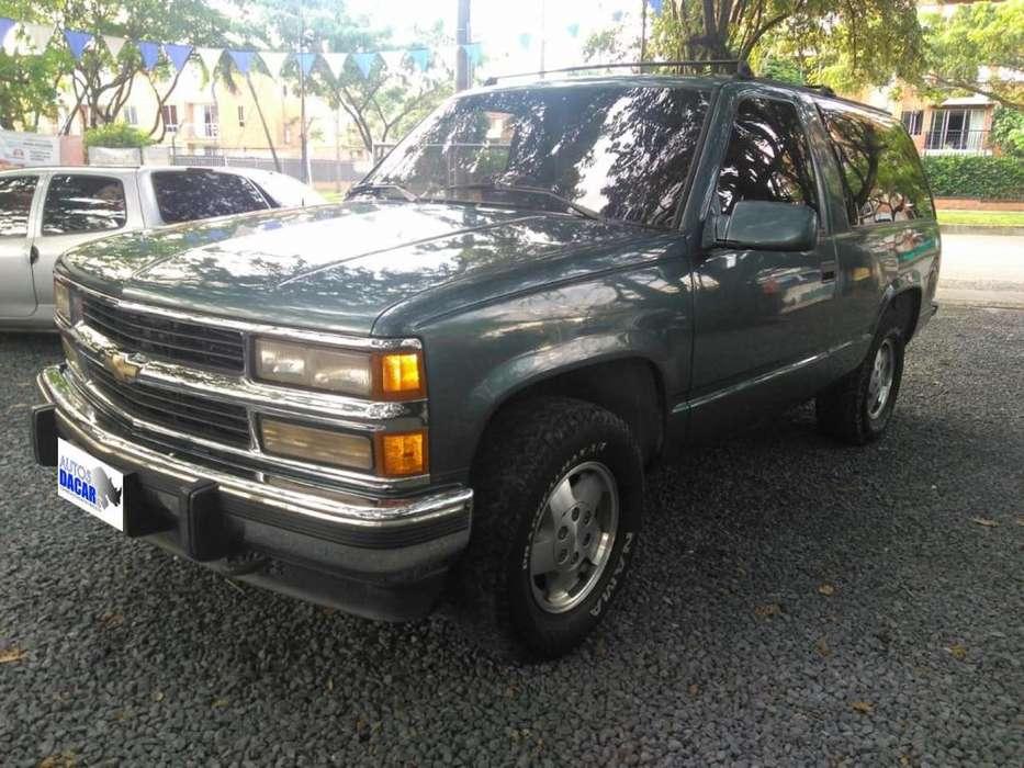 Chevrolet Grand Blazer 1994 - 222000 km