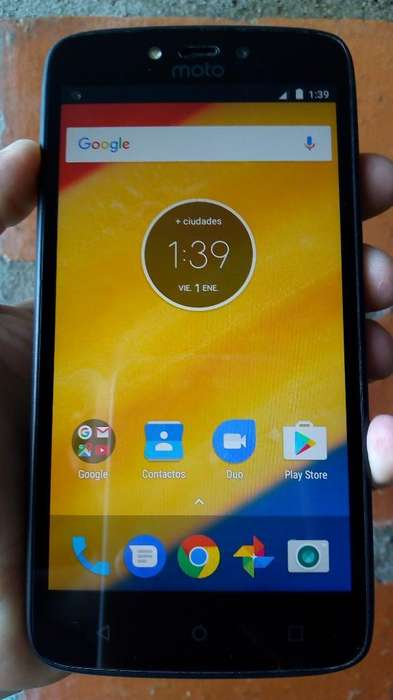 Hermoso Moto C Plus 16gb Barato