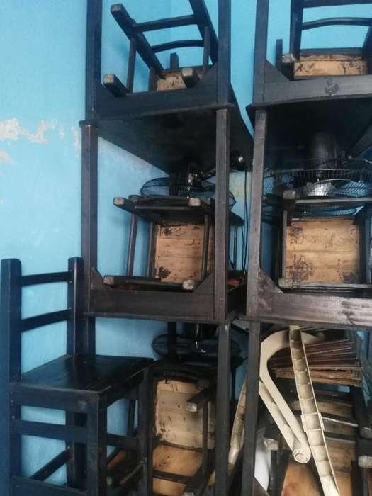 Vendo Mesas Y <strong>silla</strong>s en Madera