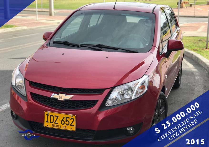 Chevrolet Sail 2015 - 66000 km