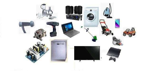 Servicio Técnico cel tv  lavarropas pc  placas maquinas etc