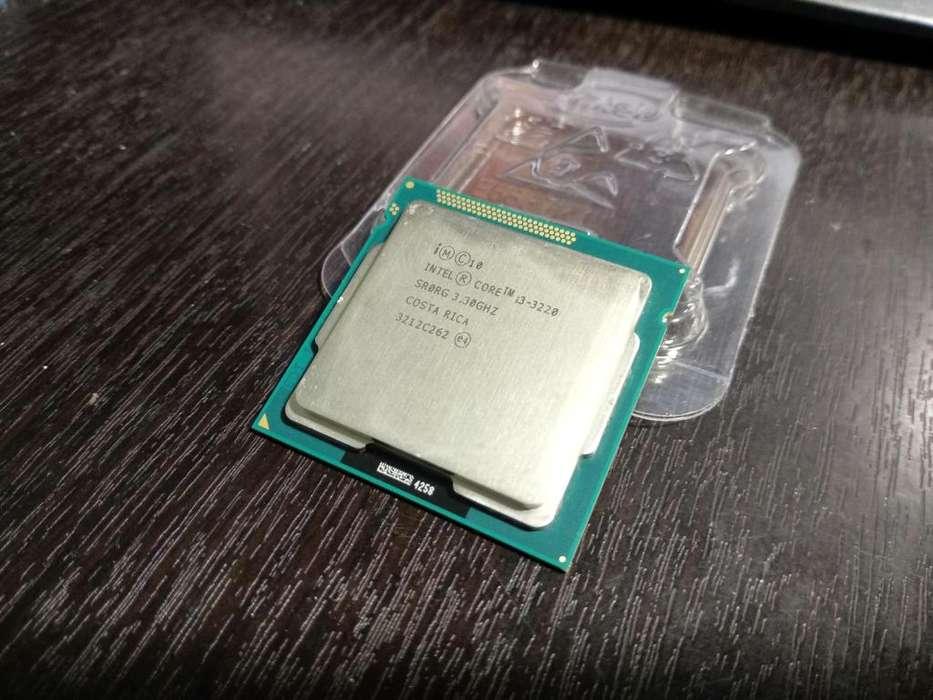 procesador core i3 3220 soket 1155 tercera generacion