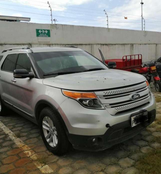 <strong>ford</strong> Explorer 2013 - 125000 km