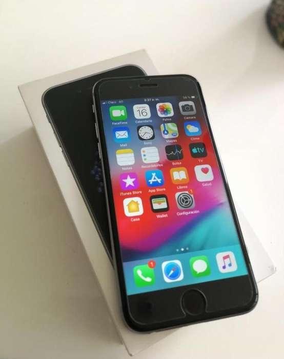 Cambio iPhone 6 de 32Gb por 7 Y Encimo