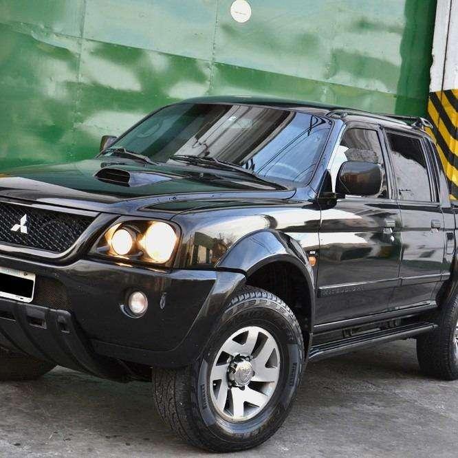 Mitsubishi L200 Sport 2007 Negociable