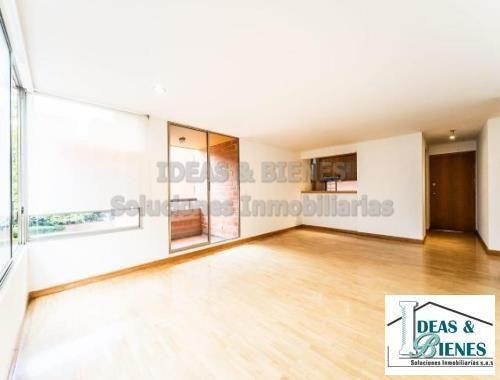 Apartamento En Venta Medellín Sector El Poblado: Código 818056