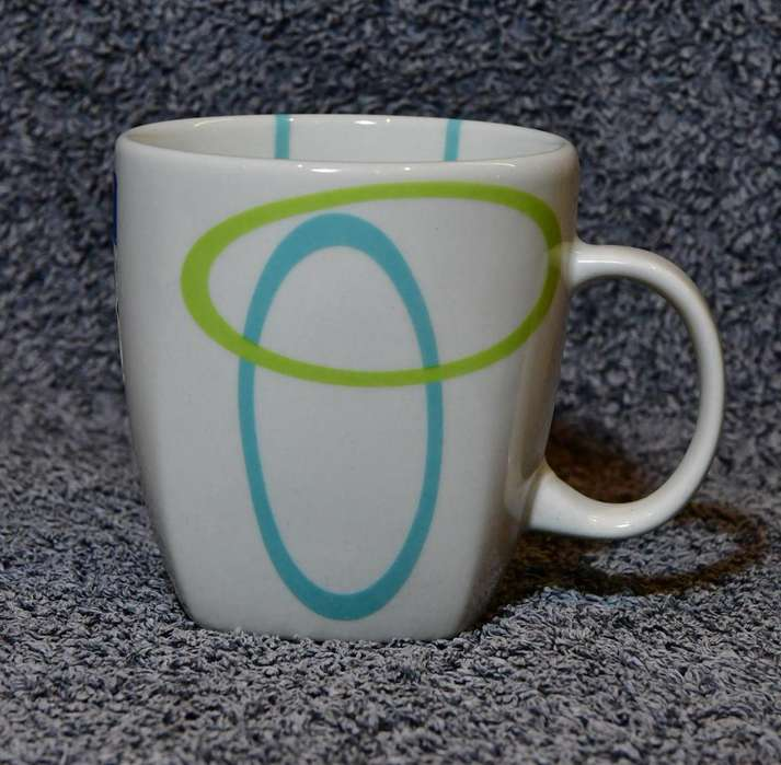 TAZA DE TE O CAFE MARCA CORONA LINEA CLOE,APTO <strong>microondas</strong>,origen colombia NUEVO OFERTA!!