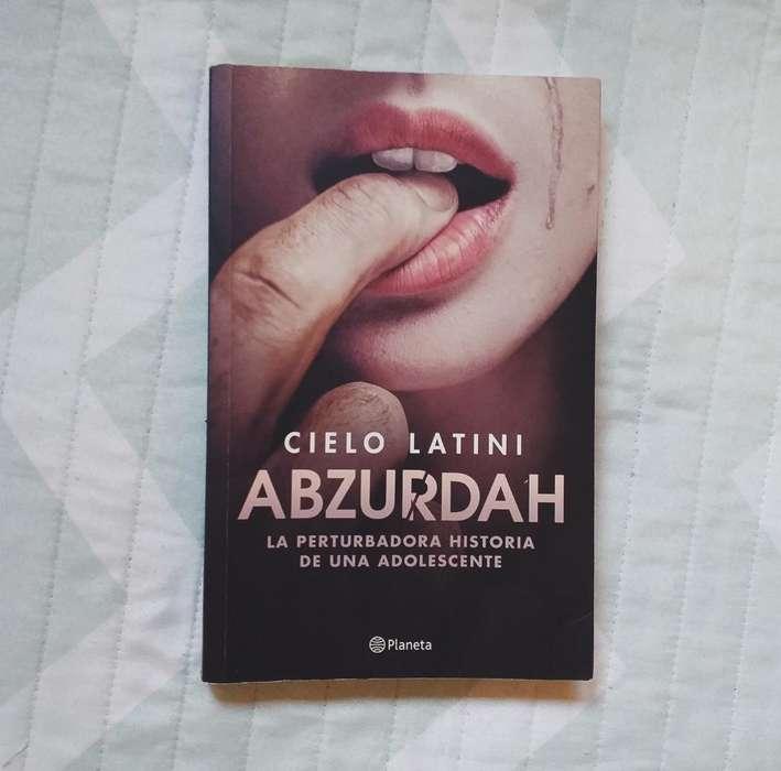 Libro 'abzurdah' de Cielo Latini