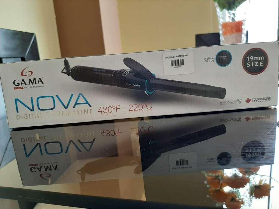 Rizador Ga.ma - Nova Digital 19mm(nuevo)