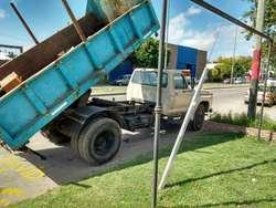 Fletes en Rosario Camion Volcador