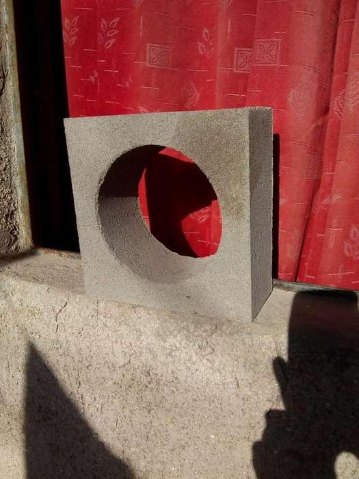 Ladrillo Decorativo De Cemento (parasoles)