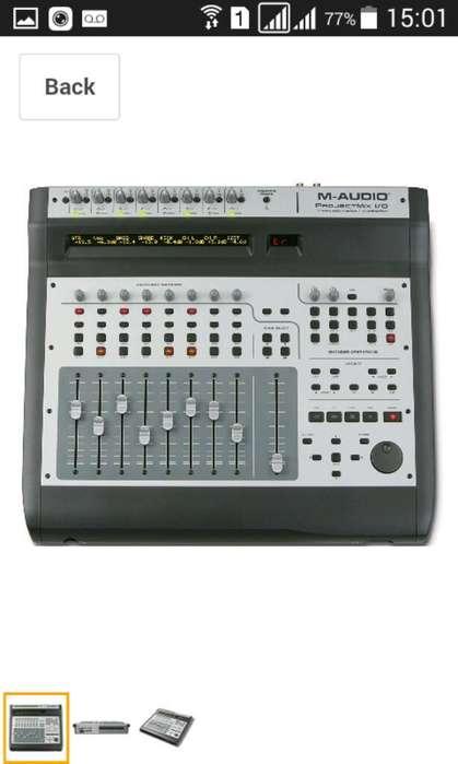 Consola Digital M Audio