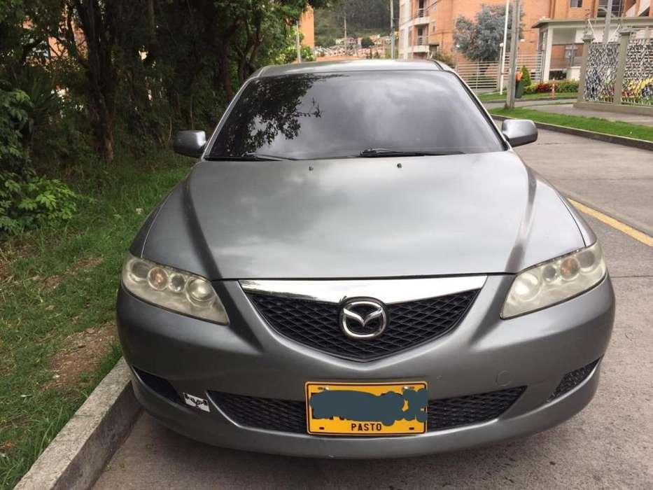 Mazda Mazda 6 2004 - 190261 km