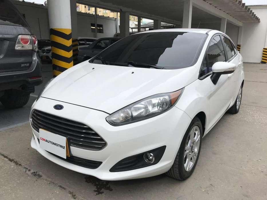 Ford Fiesta  2014 - 87291 km
