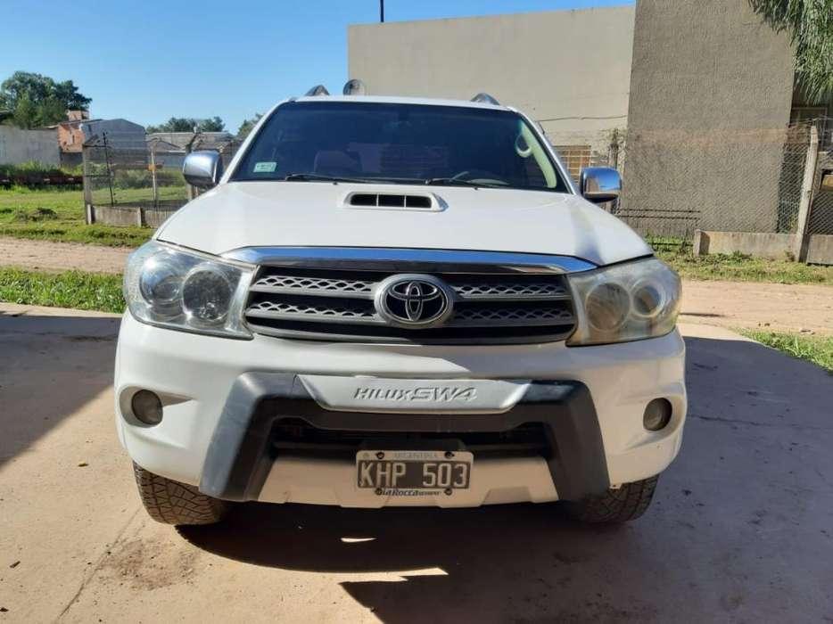 Toyota Hilux SW4 2011 - 190000 km