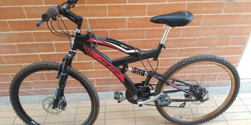 Bicicleta tipo todo terreno Rin 26