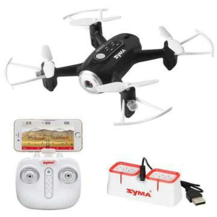 Dron Syma X22w Camara Fpv Nuevo Tiempo R