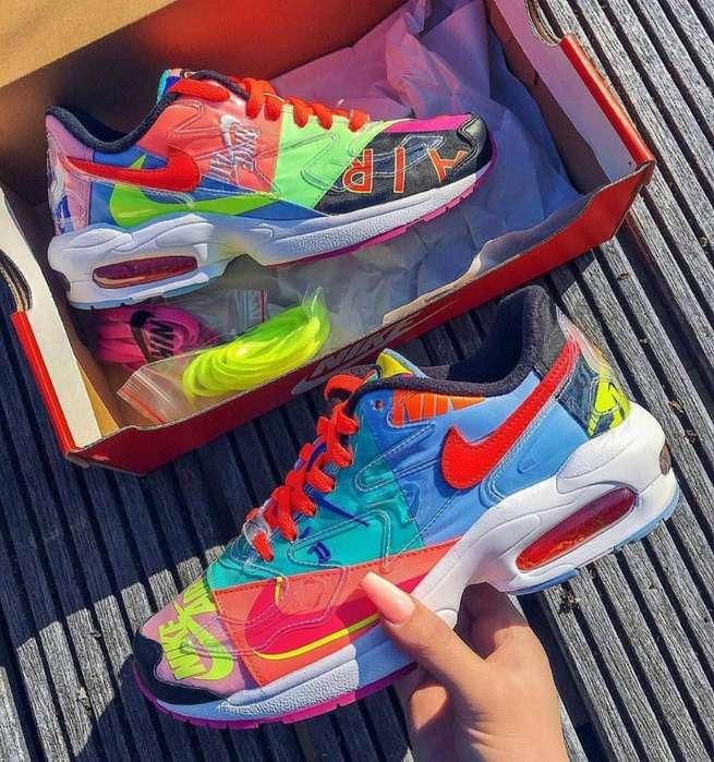 Tennis Nike Air Color