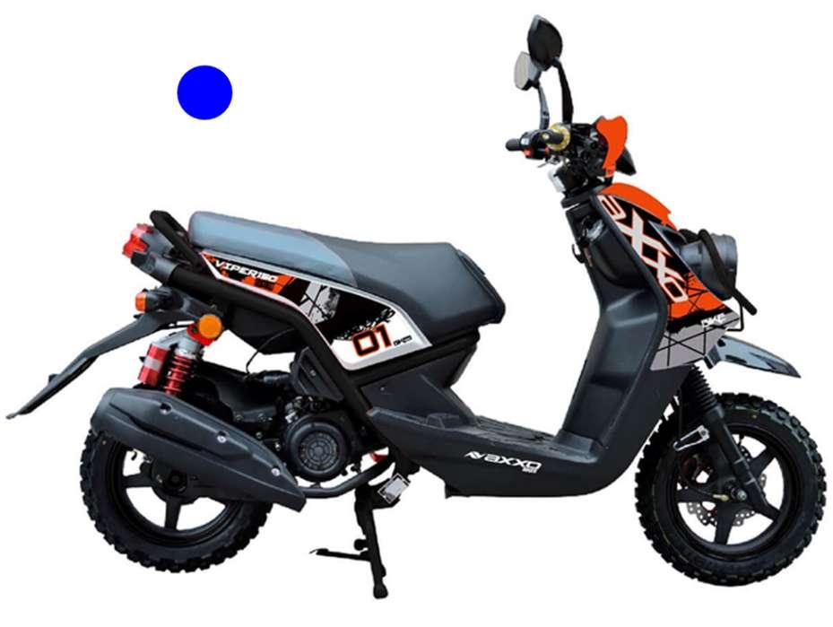 <strong>motoneta</strong> AXXO // OFERTA LIMITADA // MODELO VIPPER 150 // CHIMASA SA