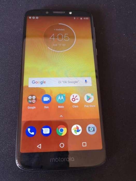 Motorola e5 sin detalles