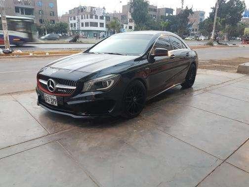 Mercedes-Benz CLA 2015 - 48000 km