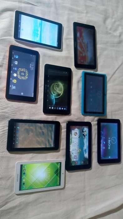 Tablets Usadas de 7 Pulgadas