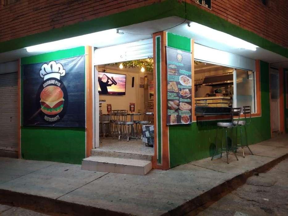 Restaurante Bar Bogotá (vendo O Permuto)