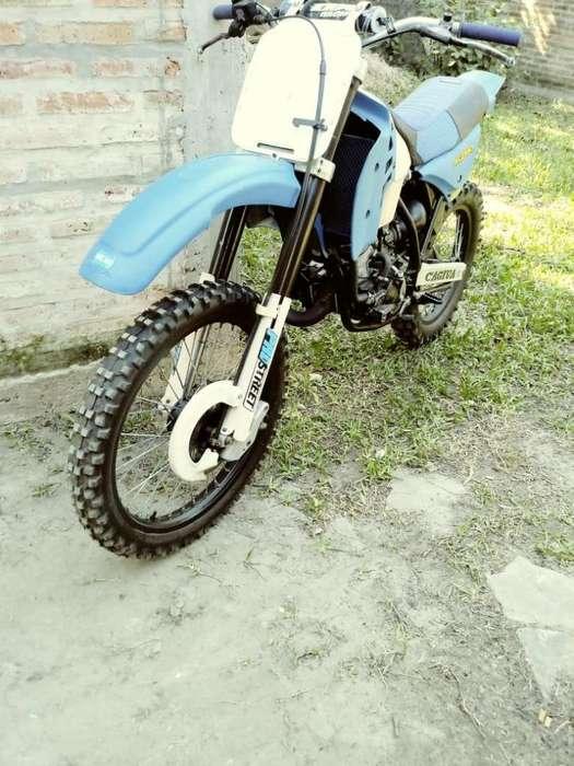 Cagiva wmx 125cc. Vendo