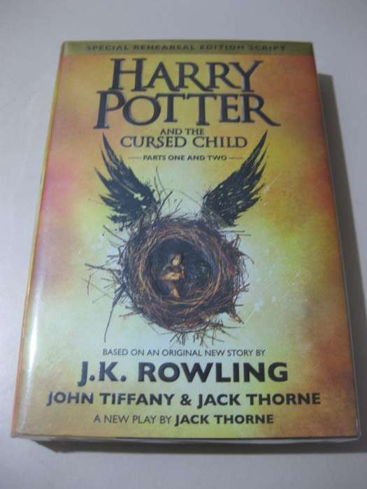 Harry Potter and the Cursed Child, Parts I and II by J. K. Rowling