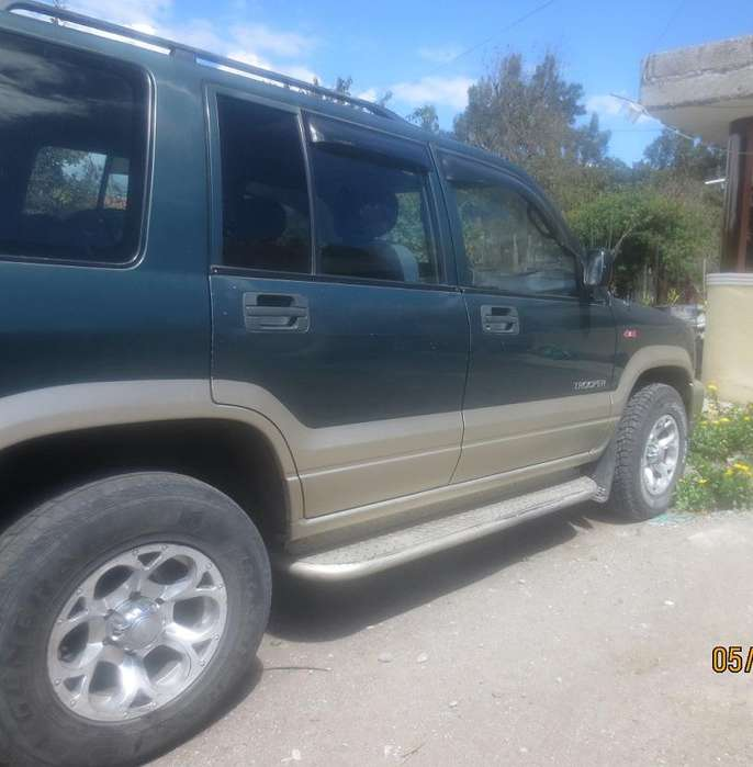 Chevrolet Trooper 1998 - 300000 km