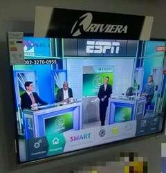 Televisor Smart a Crédito
