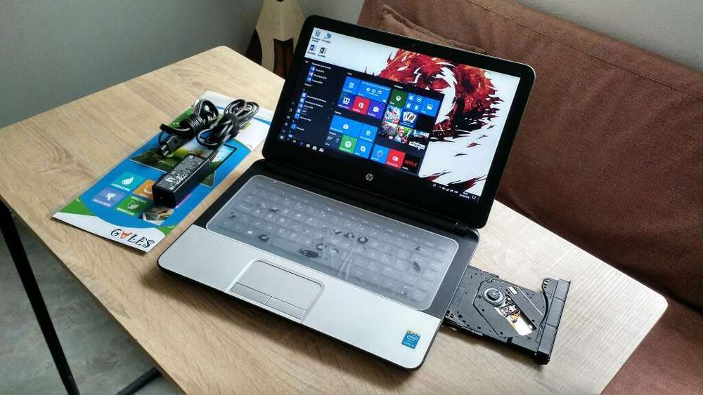 <strong>laptop</strong> Hp I5,8gb Ram,750 Gb Disco Duro