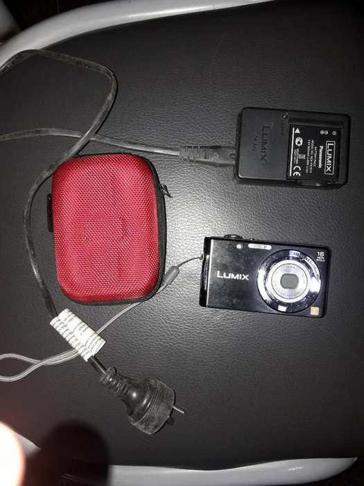 Vendo Camara Digital Panasonic