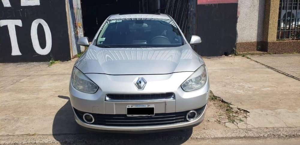 <strong>renault</strong> Fluence 2011 - 122719 km