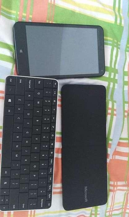 Tablet Teclado Microsoft