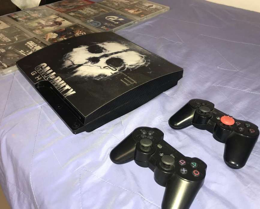 Play Station 3 - Ps3