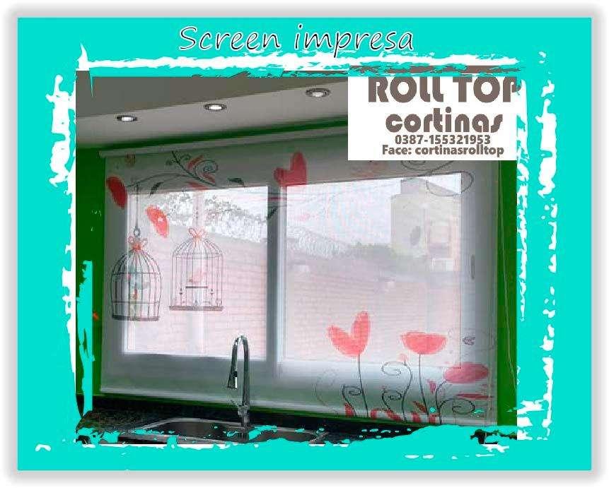Fábrica de cortinas roller