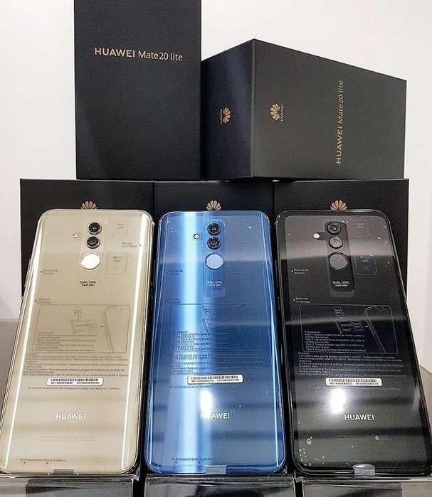 Huawei Mate 20 Lite 64gb Nuevos Sellados
