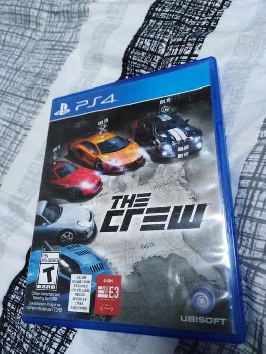 Vendo The Crew Ps4