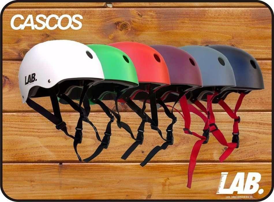 Cascos Lab otra marca